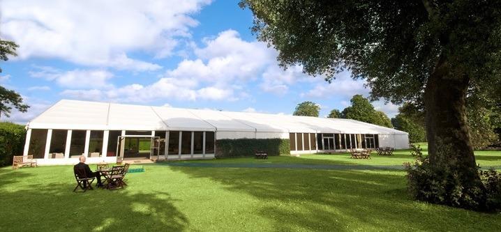 wedding at the garden room syon park