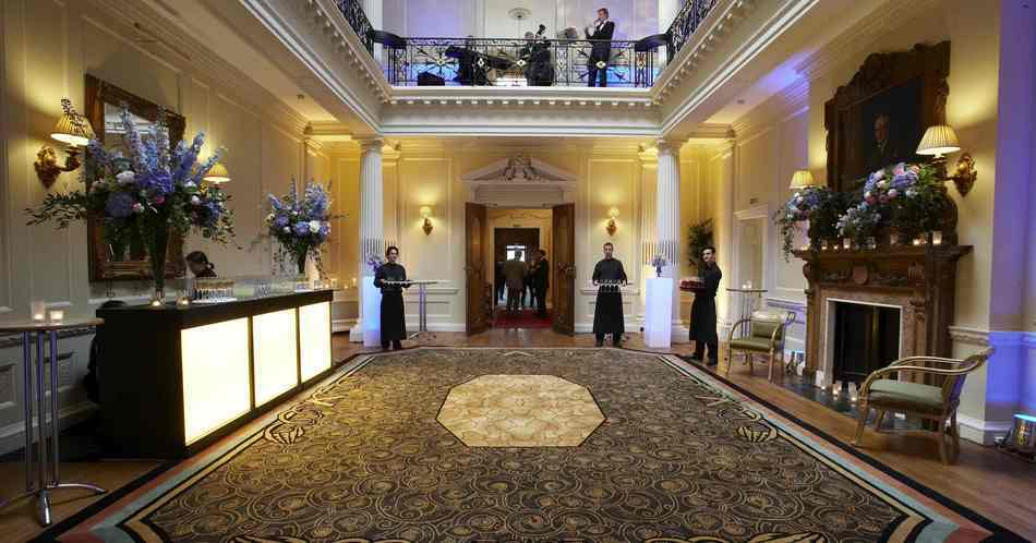 Hedsor House Events Night