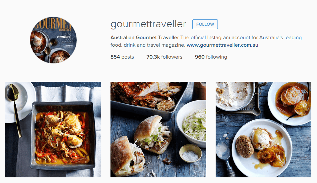 Inspiring instagram accounts for food lovers create be warned though the following list is guaranteed to leave you hungry forumfinder