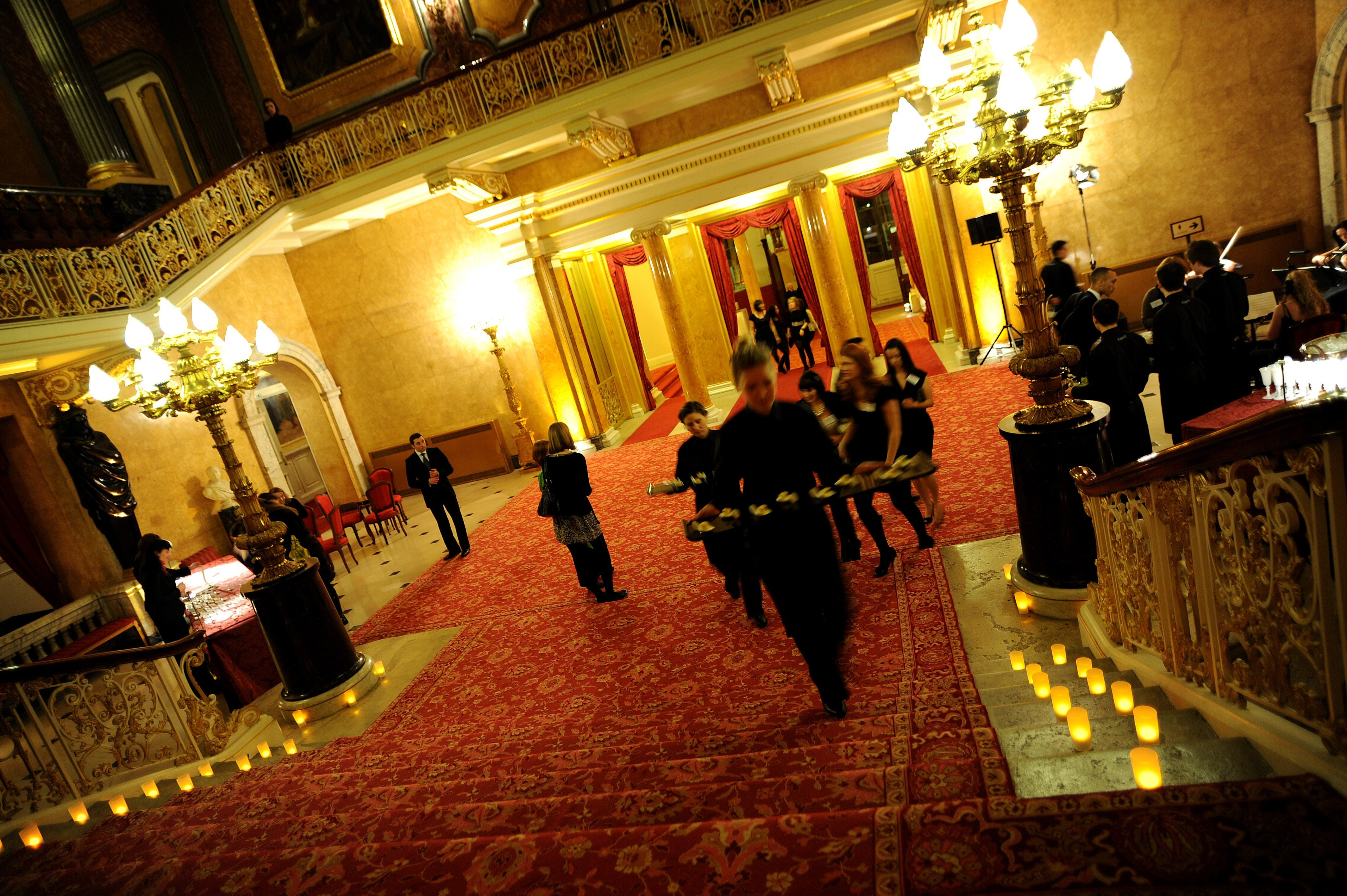lancaster house central hall