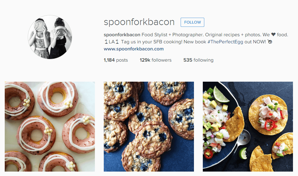 Inspiring instagram accounts for food lovers create forumfinder Image collections