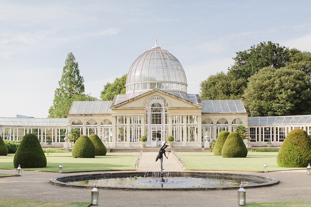 Syon Park Wedding Venue