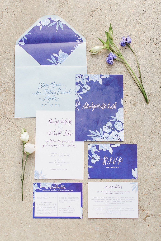 A Botanical Wedding in Syon Park | Bespoke Weddings by Create