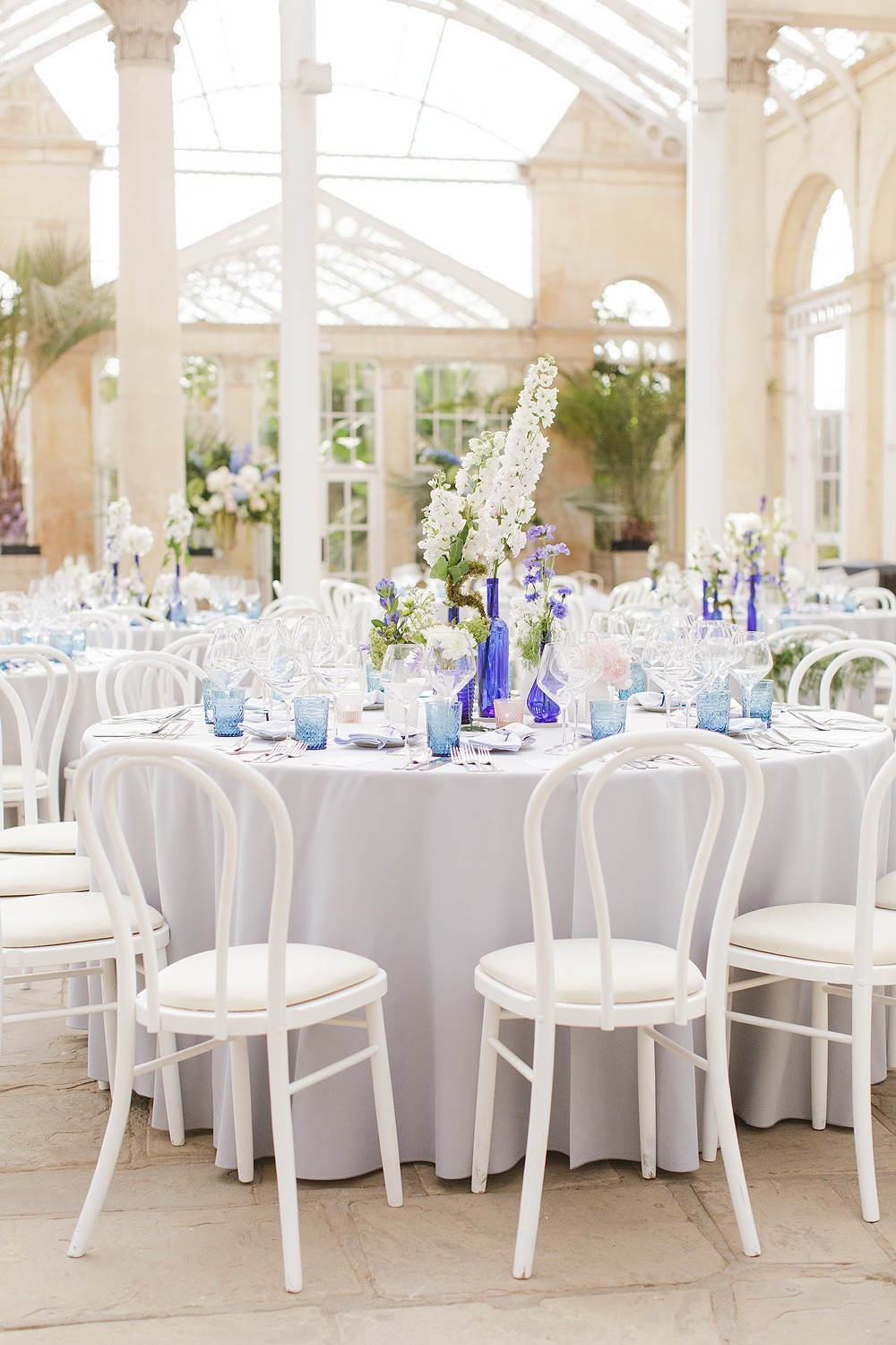 A Botanical Wedding in Syon Park | Bespoke Weddings by Create