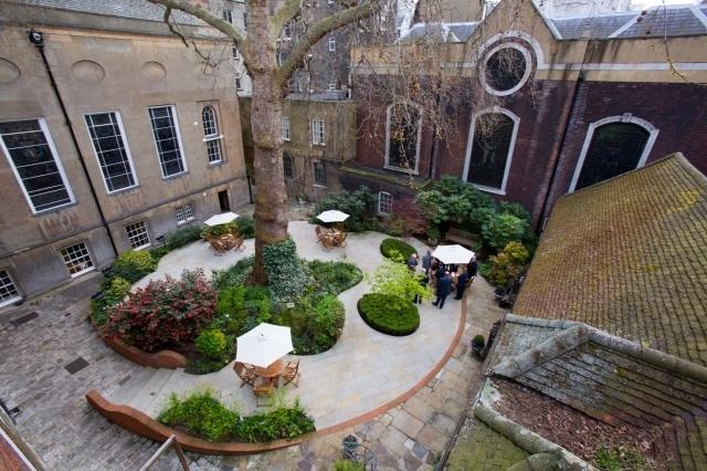 Stationers' Hall Garden