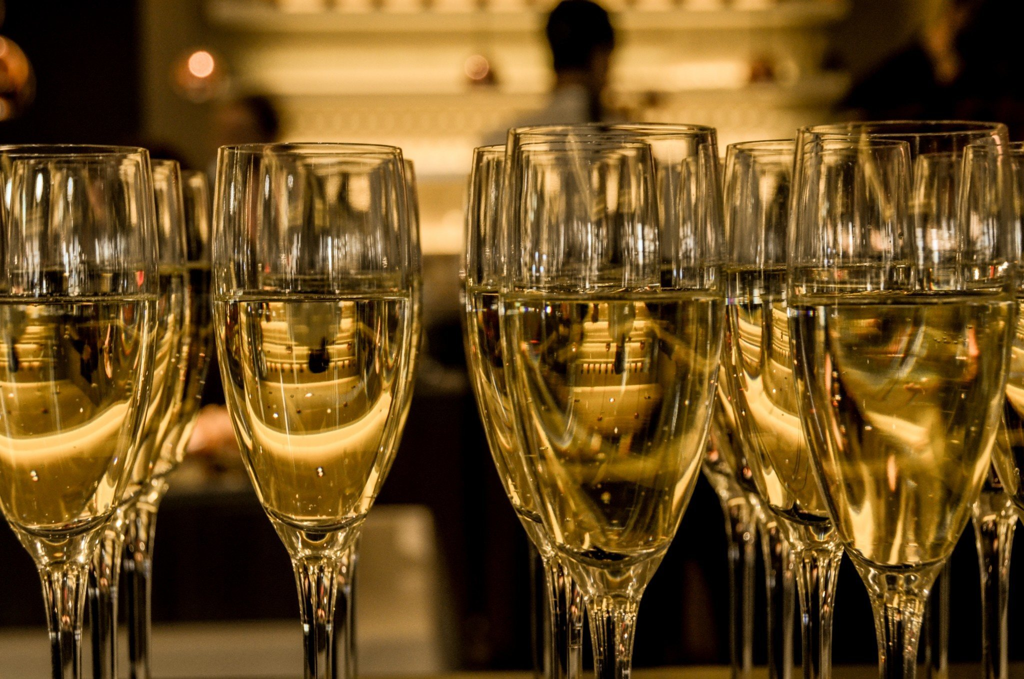 Complimentary Case of Champagne Event Bookers | Create Events