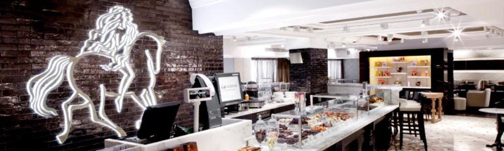 Godiva Chocolate Cafe at Harrods - Godiva UK