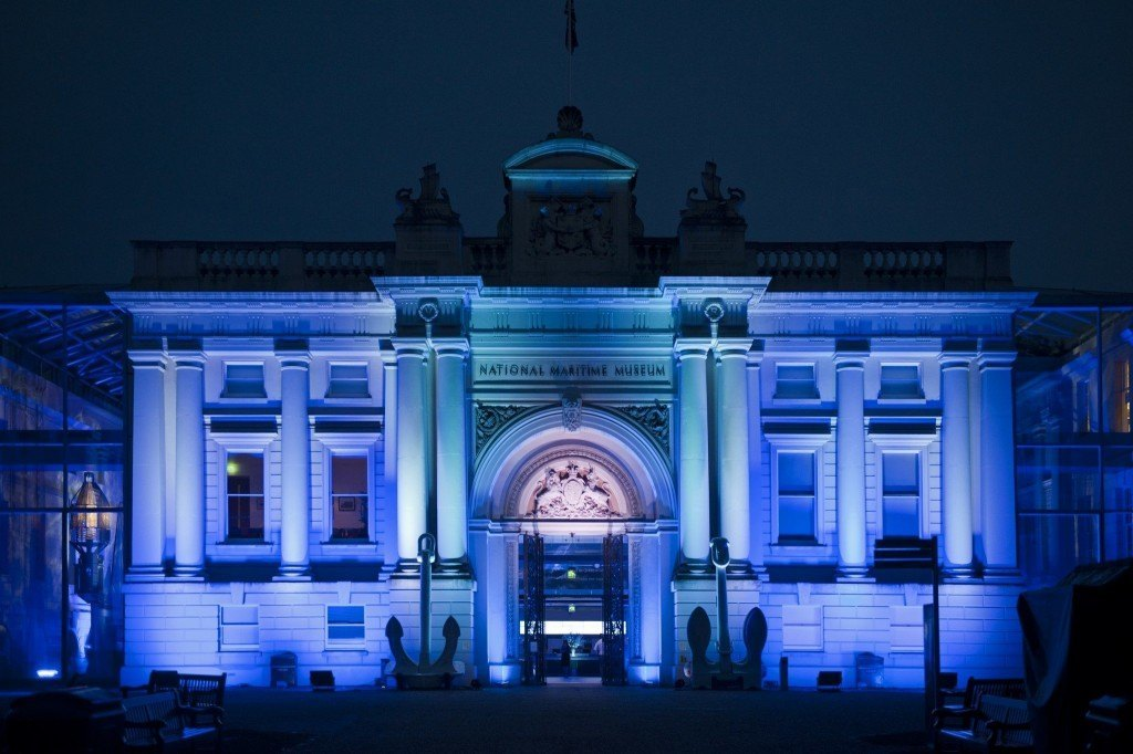 We've Been Relisted at Five Greenwich Venues | Create Food at National Maritime Museum