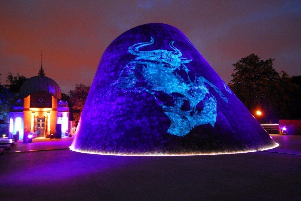 The Peter Harrison Planetarium | London Events Venue | Create Food