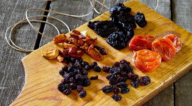 Dried Fruit Energy Nuggets
