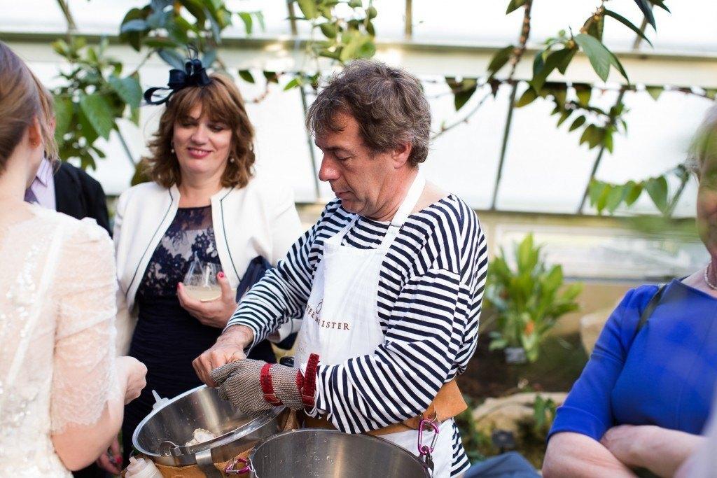 A Spring Wedding at Kew Gardens | Create Bespoke Wedding Catering