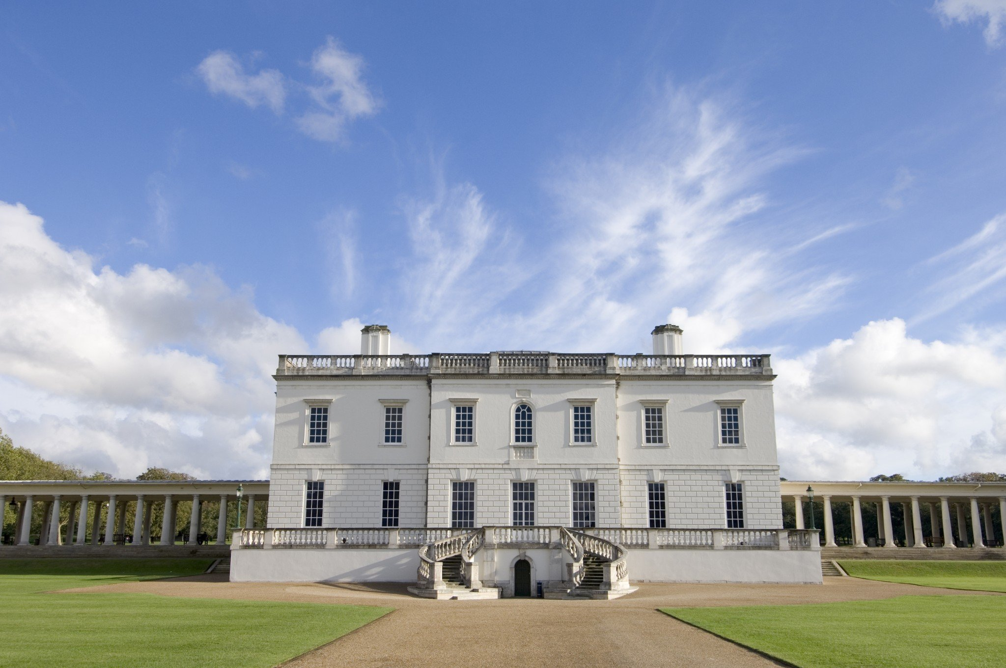 The Queen's House Reopens for Event Hire | Create Food