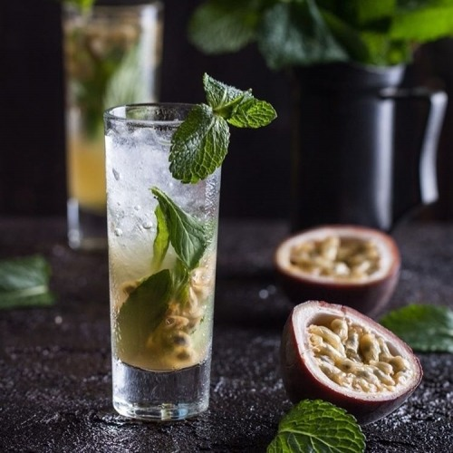 See the recipe for our favourite Brazilian cocktail – the Passion Fruit Batida.