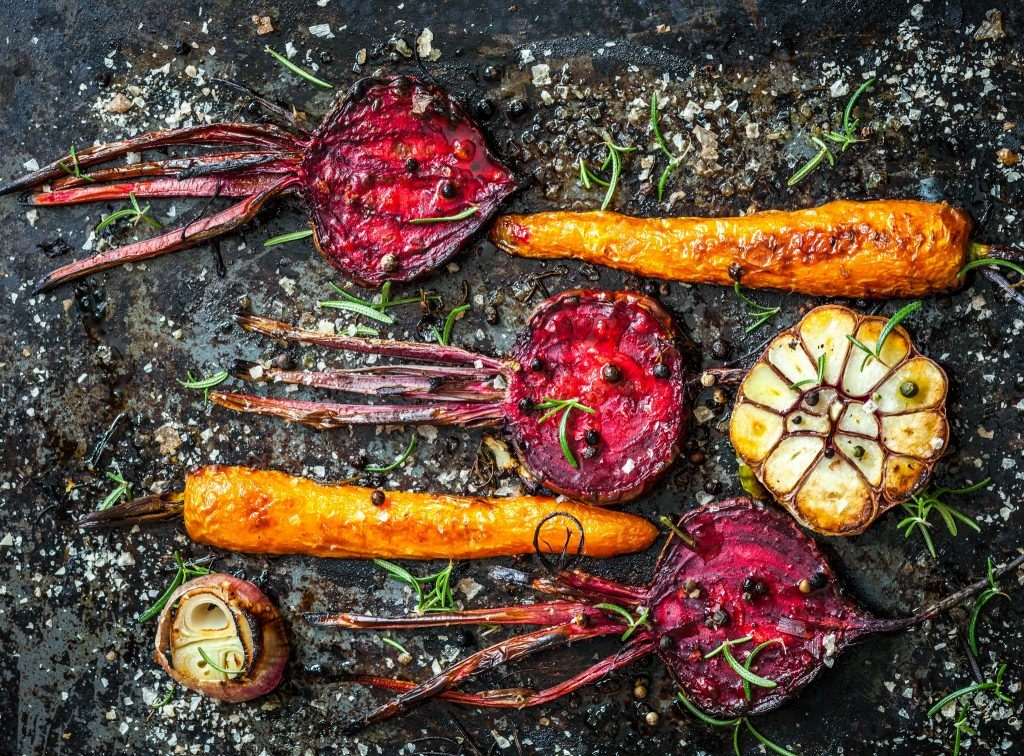 Eating in Season - Autumn Vegetables