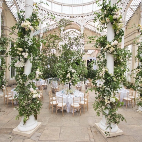 The Great Conservatory at Syon Park | Unique Wedding Venue | Create Weddings