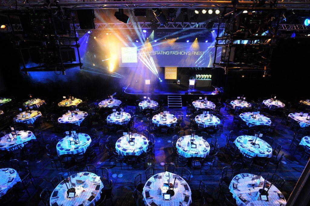 Drapers Awards - Awards at Old Billinsgate