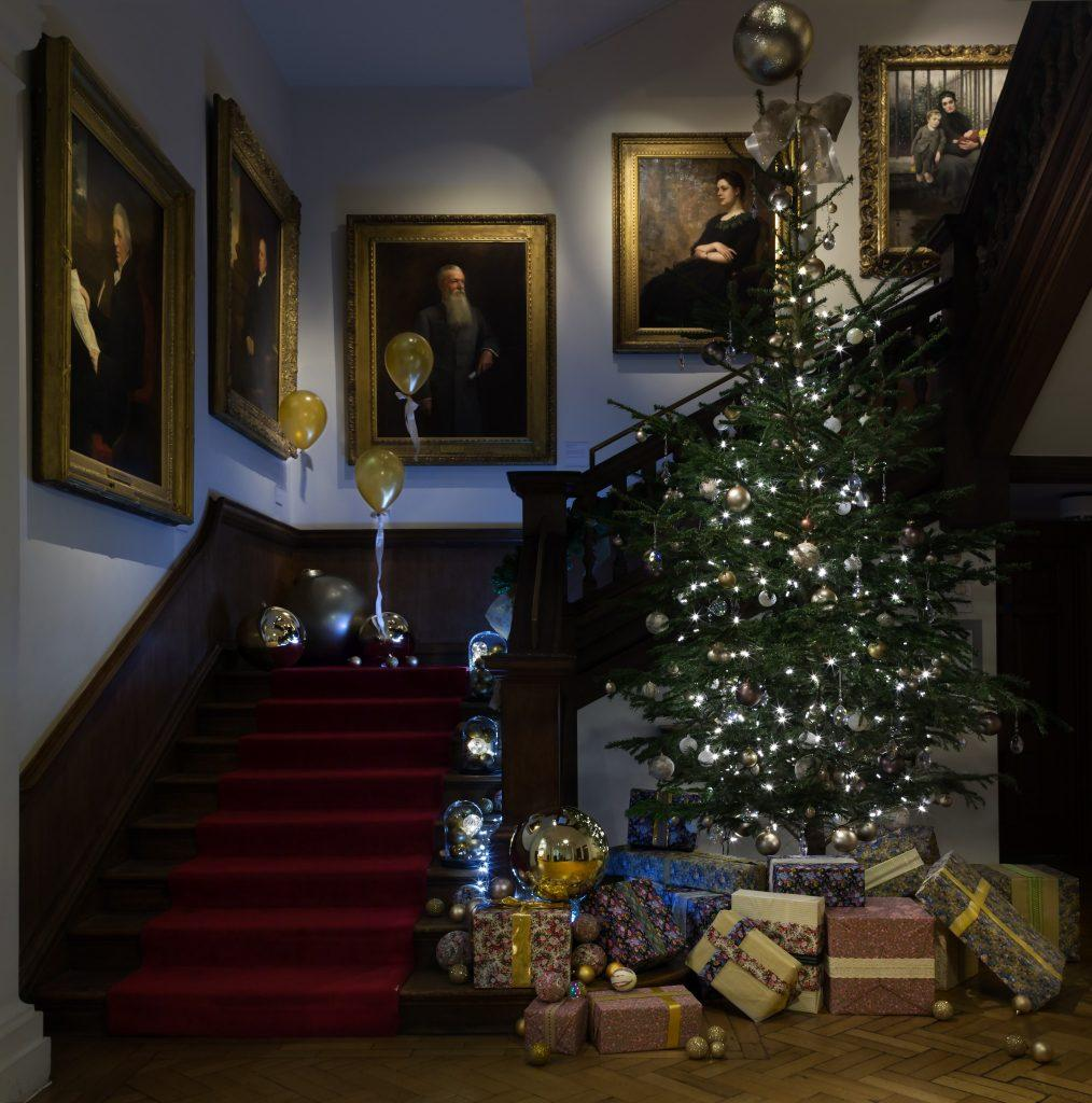 Christmas at the Foundling Museum