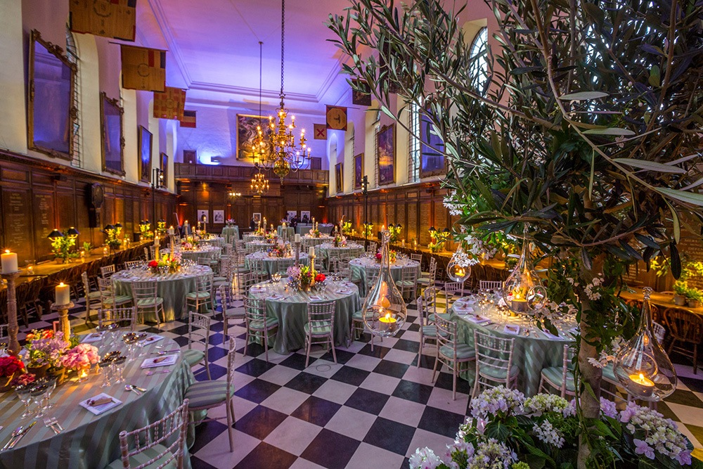 GreatHall- Royal Hospital Chelsea weddings