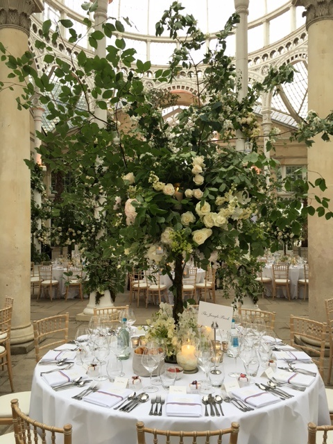 An Extraordinary Wedding at Syon House