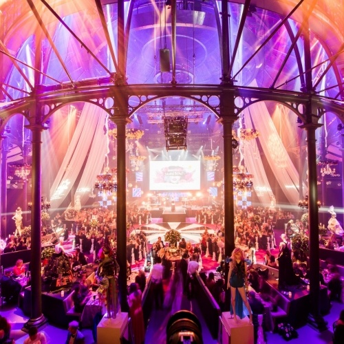 Savage Beauty Ball at the Roundhouse