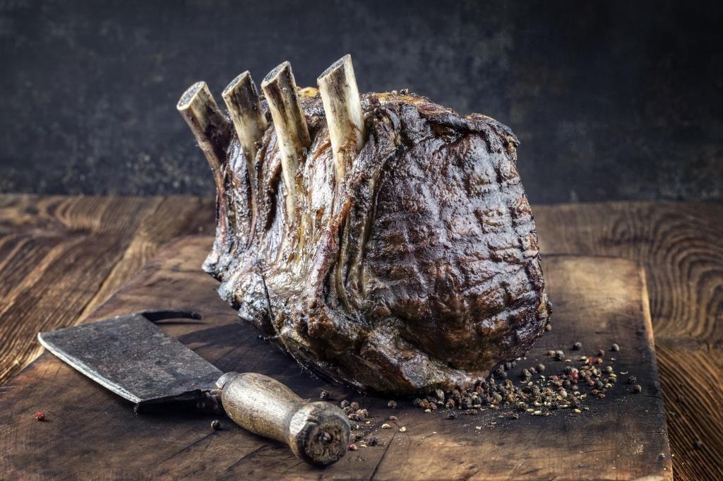 The Ultimate Christmas Feast FIVE BONE COTE DE BOEUF