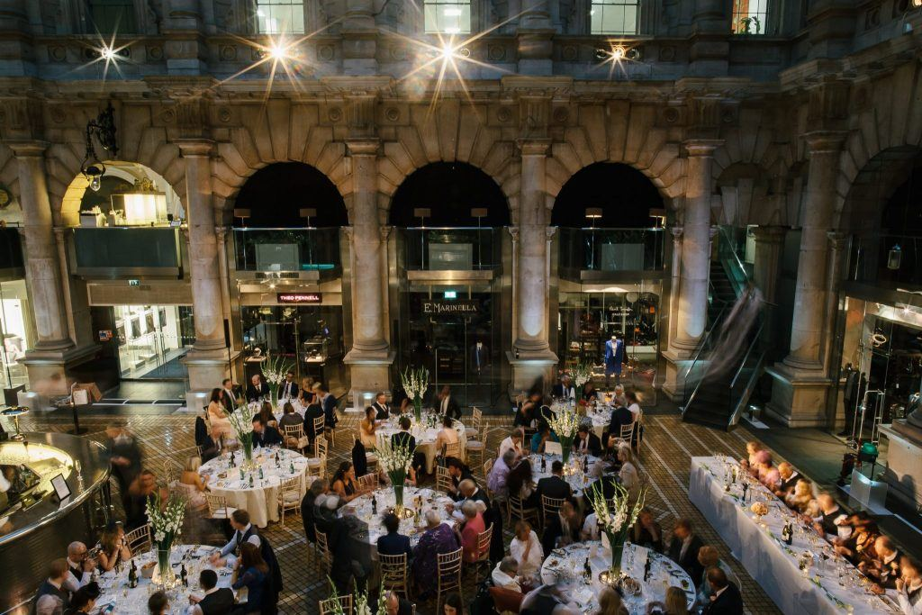 Create Weddings at the Royal Exchange
