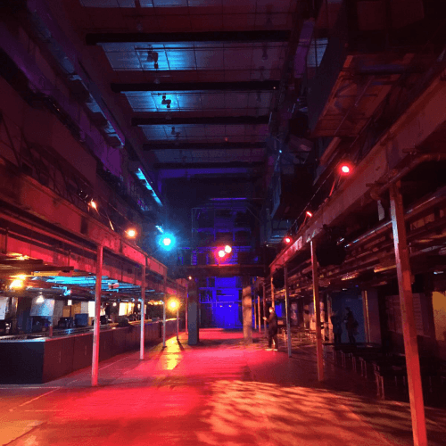 New Venue- printworks