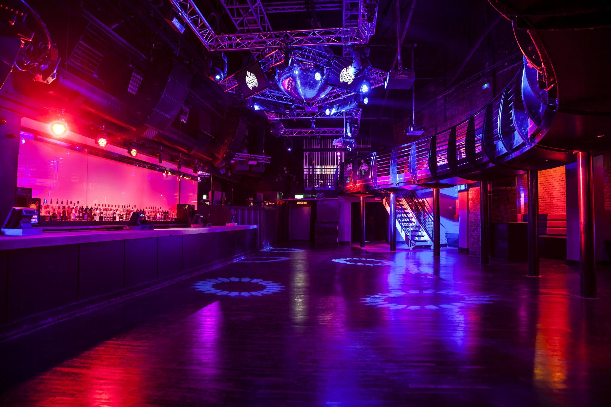 Ministry of Sound Venue Hire | Iconic London Venue | Create Food