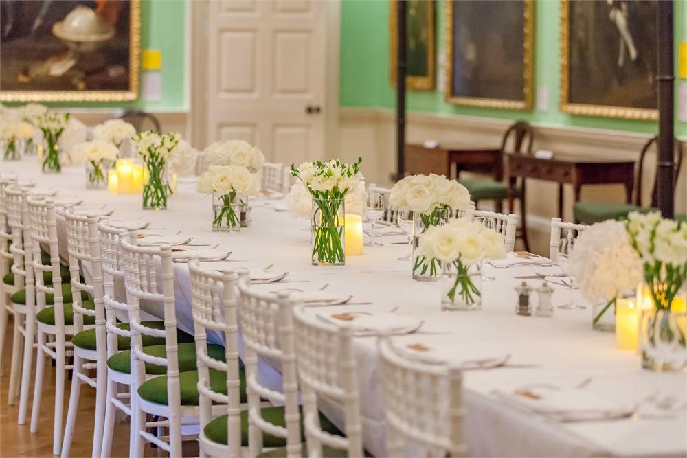 The Foundling Museum Wedding Venue | Create Wedding Catering