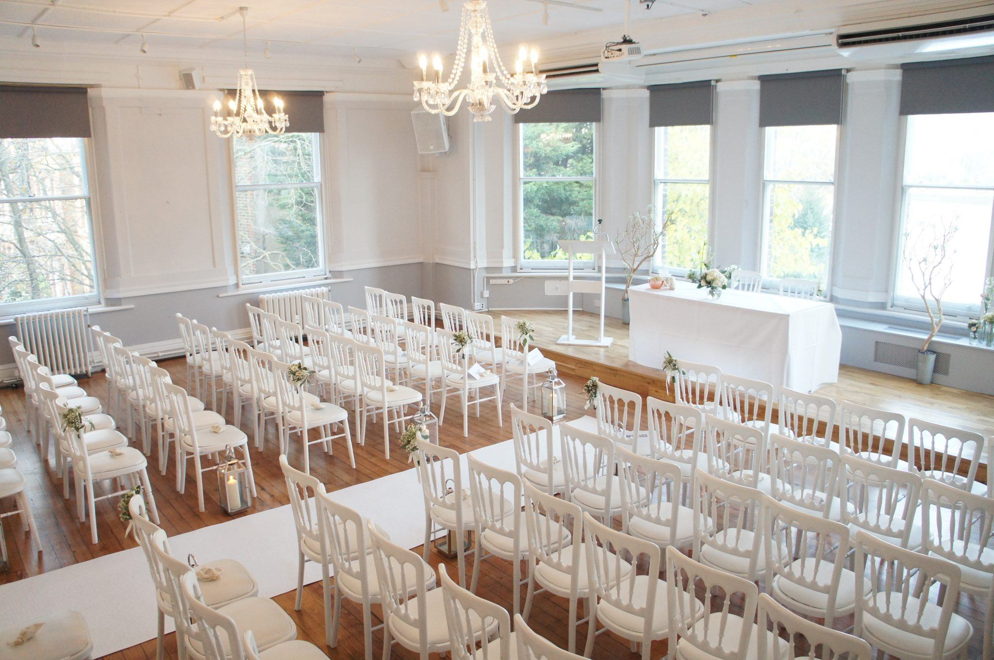 Winchester House Wedding Venue
