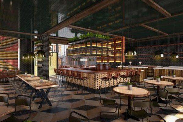 STOKE HOUSE, VICTORIA SW1 - London's Best New Restaurants