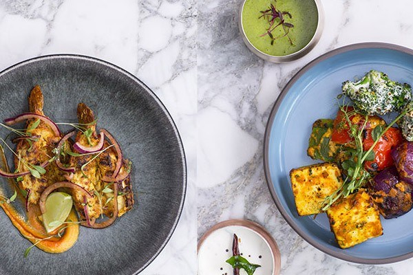 TAMARIND KITCHEN, SOHO W1 - London's Best New Restaurants