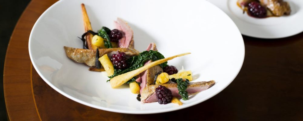 The Game Bird at the Stafford, St James SW1- New Restaurants London