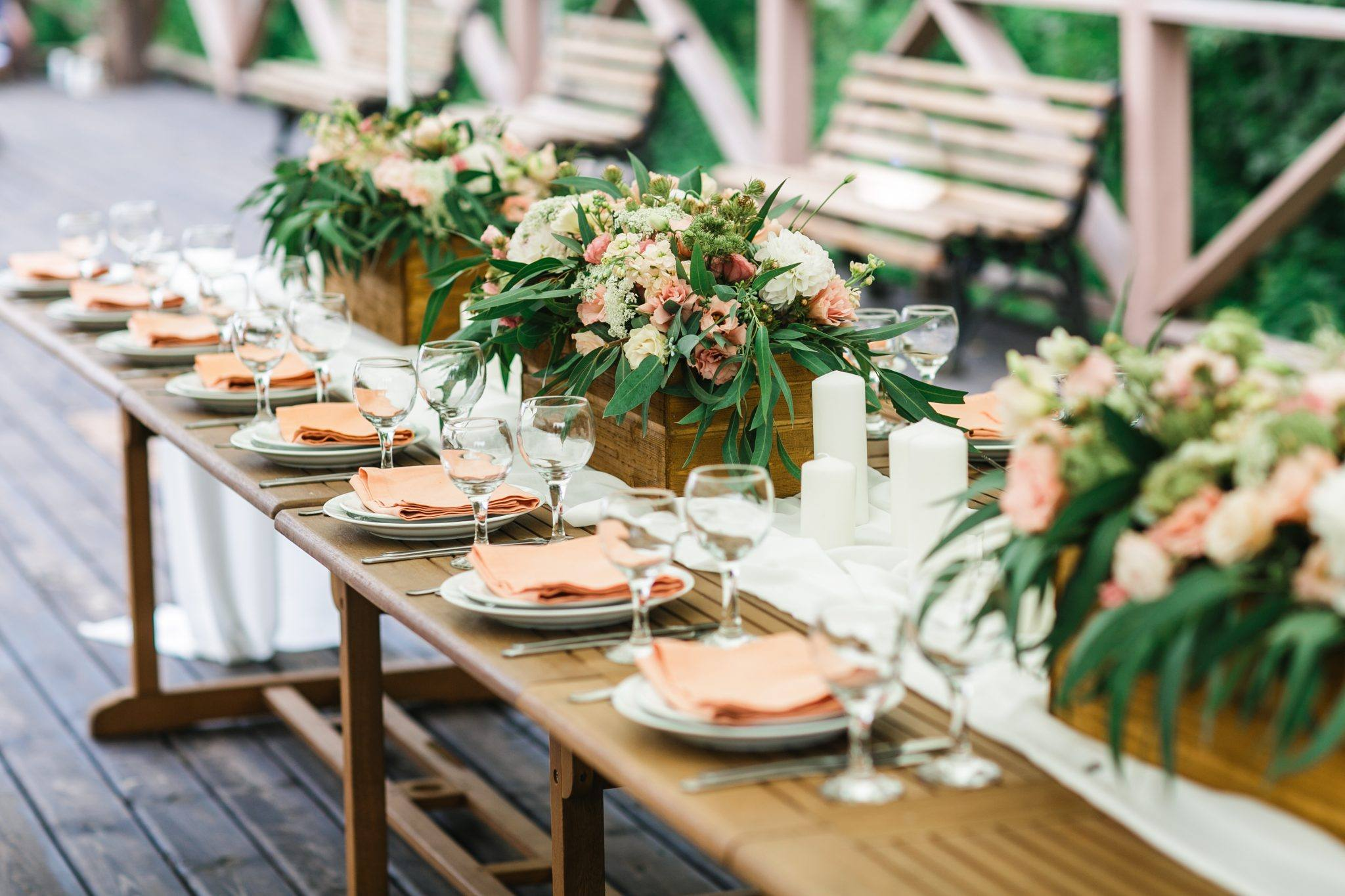 Bespoke London Wedding | Create Food