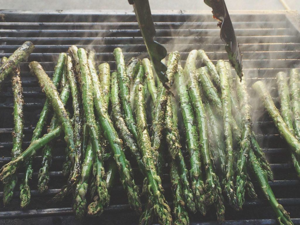 Eating in Season This May - Cooking with Fresh Asparagus