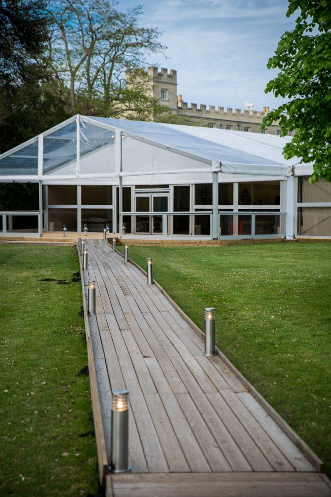 Summer Parties at Syon Park | The Garden Room at Syon Park | Create