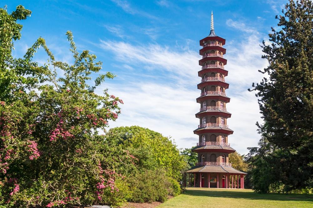 Kew Gardens - Top Picnic spots in London