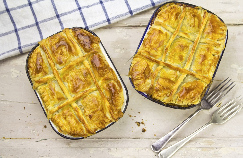 Steak and Stout Pie | Create Food Recipes National Pie Week