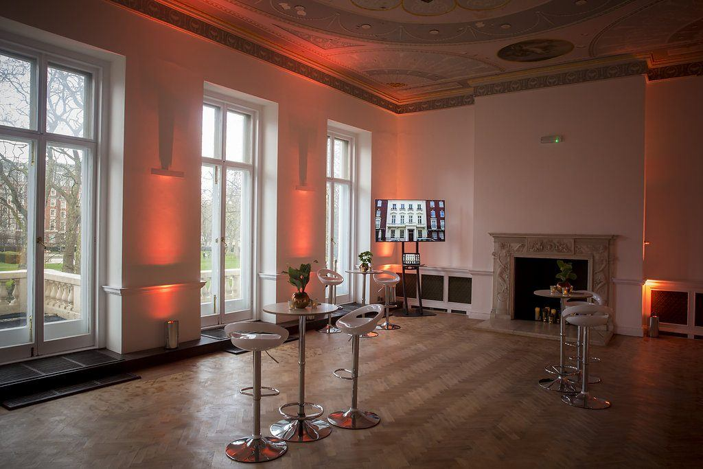 Venue Lab Launch 38 Grosvenor Square | Create Events London